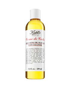 Kiehl's Since 1851 Creme de Corps Smoothing Oil-to-Foam Body Cleanser - Bloomingdale's_0