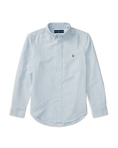 Polo Ralph Lauren Boys' Oxford Shirt - Big Kid - Bloomingdale's_0