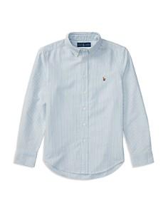 Ralph Lauren - Boys' Oxford Shirt - Big Kid