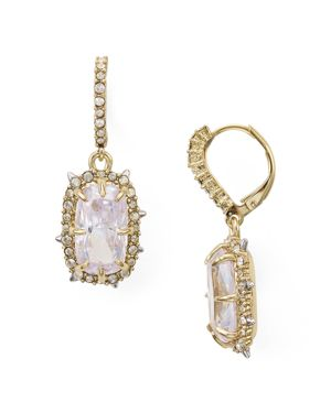 Alexis Bittar Swarovski Crystal Earrings