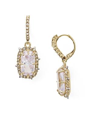 Alexis Bittar Swarovski Crystal Earrings
