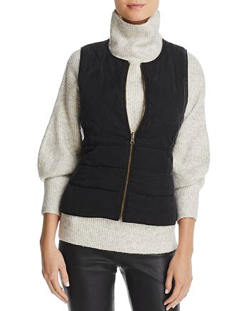 Three Dots - Reversible Quilted Vest