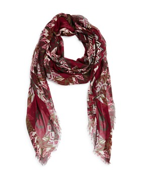 Zadig & Voltaire - Kerry Feather Butterfly Scarf