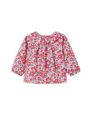 Jacadi Girls' Floral Blouse - Baby