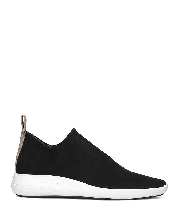 76bc099b161 Via Spiga - Women s Marlow Suede Slip-On Sneakers