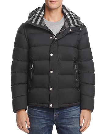 65c7d12d684b Burberry - Hartley Two-in-One Jacket