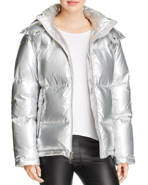 Kendall and Kylie Puffer Jacket
