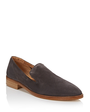 Alberto Fermani Women's Calista Suede Loafers