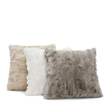 "Adrienne Landau - Rex Text Decorative Pillow, 20"" x 20"""