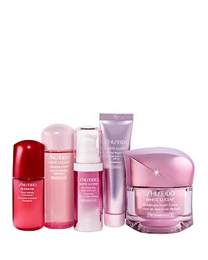 Shiseido Luminous Night Collection ($178 value)