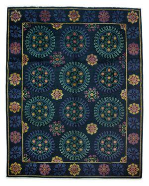 Solo Rugs Suzani Area Rug, 10'3 x 8'2