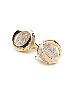 Antonini 18K Yellow Gold Atolli Diamond Stud Earrings - Bloomingdale's_0