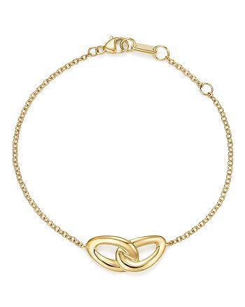 IPPOLITA - 18K Yellow Gold Cherish Interlocking Links Bracelet