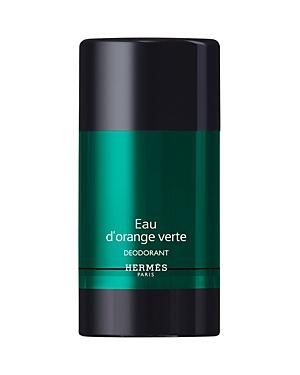 HERMES Eau d'orange verte Deodorant Stick, Alcohol Free