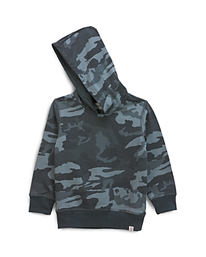 Sovereign Code Boys Camo Hoodie  Little Kid