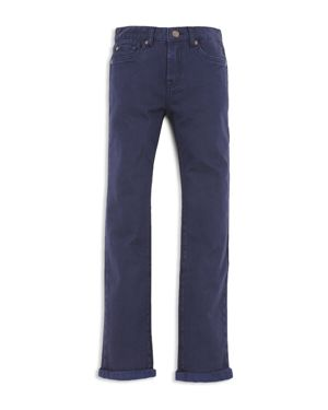 7 For All Mankind Boys' Stretch Twill Pants - Little Kid