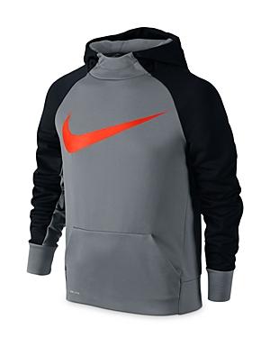 Nike Boys Raglan Training Hoodie  Big Kid