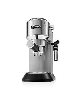 De'Longhi - Dedica DeLuxe Espresso Machine with Premium Adjustable Frothing Wand