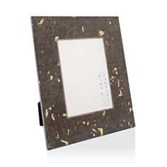 "Bird & Co Chocolate with Gold Leaf Frame, 4"" x 6"" - Bloomingdale's_0"