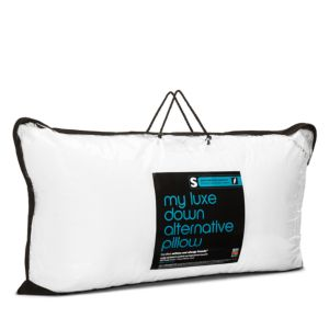 Bloomingdale's My Luxe Down Alternative Asthma & Allergy Friendly Soft/Medium Pillow, King - 100% Ex