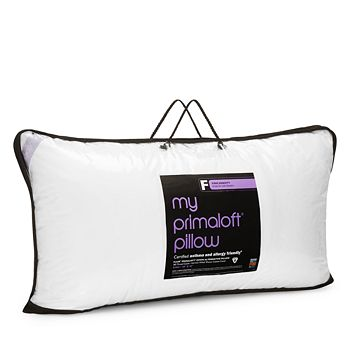 Bloomingdale's - My Primaloft Asthma & Allergy Friendly Firm Down Alternative Pillow, King - 100% Exclusive