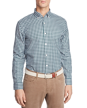 Vineyard Vines Cliff Gingham Classic Fit Button-Down Shirt