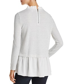 BeachLunchLounge - Layered-Look Top