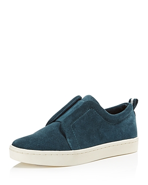 Splendid Women's Dagny Suede Slip-On Sneakers