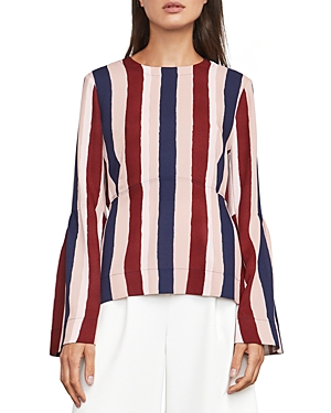 Bcbgmaxazria Jeanne Striped Top