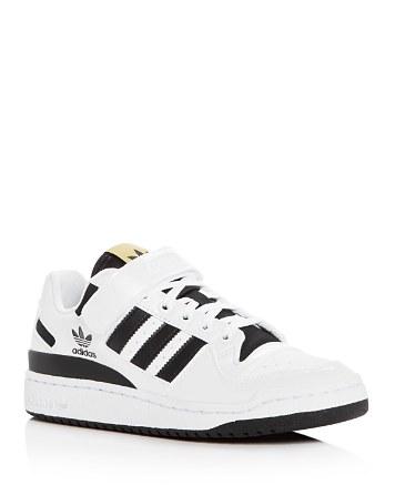 $Adidas Men's Forum Lace Up Sneakers - Bloomingdale's