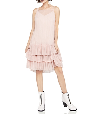 BCBGeneration Tiered Ruffle Dress