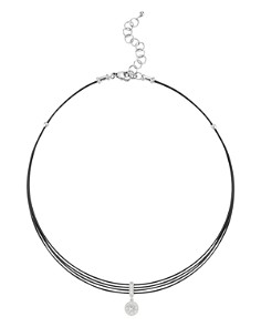 "ALOR Diamond Choker Necklace, 13"" - Bloomingdale's_0"