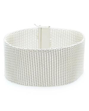 Lauren Ralph Lauren Magnetic Mesh Bracelet