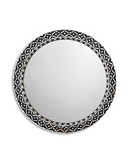 """Jamie Young - Evelyn Round Wall Mirror, 36"""""""