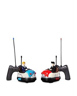 FAO Schwarz - Remote Control Bumper Car Toy Set - Ages 6+