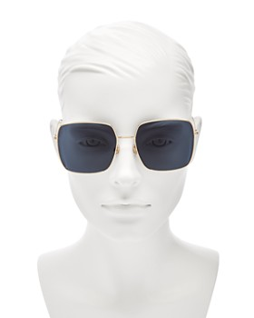 Dior - Women's Stellaire Oversized Square Sunglasses, 59mm