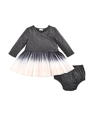 Splendid Girls' Dip-Dye Shirt Dress & Bloomers Set - Baby