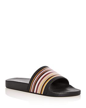 Paul Smith - Men's Ruben Slide Sandals