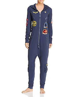 Onepiece Aviator Jumpsuit