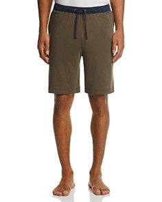 Daniel Buchler Peruvian Pima Cotton Lounge Shorts - Bloomingdale's_0