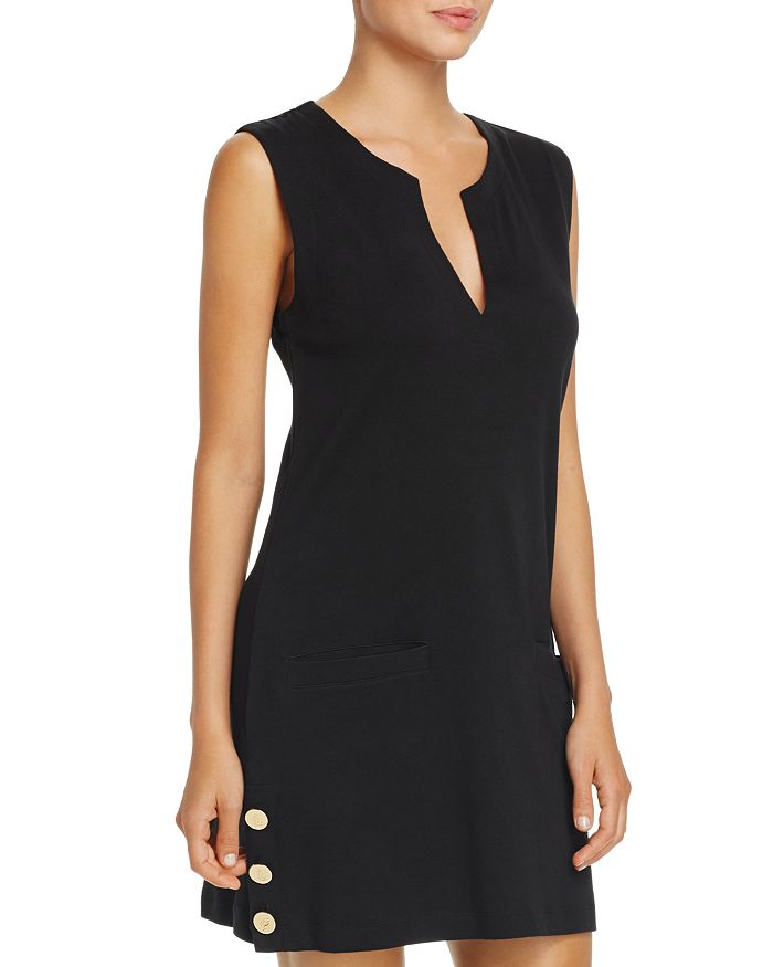 Ralph Lauren - Button Tunic Swim Cover-Up