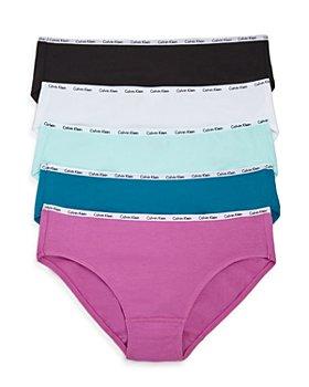 Calvin Klein - Signature Bikinis, Set of 5