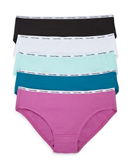 Calvin Klein - Signature Bikinis, Set of 5