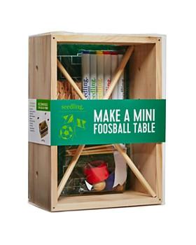 Seedling - Make a Mini Foosball Table Kit - Ages 8+