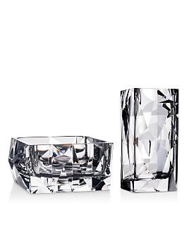 Rogaska - Crystallization Bowls and Vases