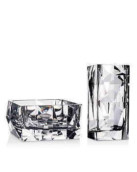Rogaska - Crystallization Bowls and Vases