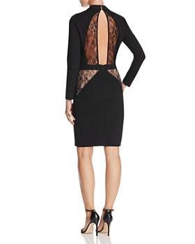 Adelyn Rae - Laila Knit Body-Con Dress