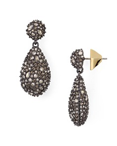 Alexis Bittar - Pavé Pod Drop Earrings