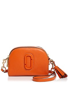 MARC JACOBS - Shutter Small Leather Crossbody