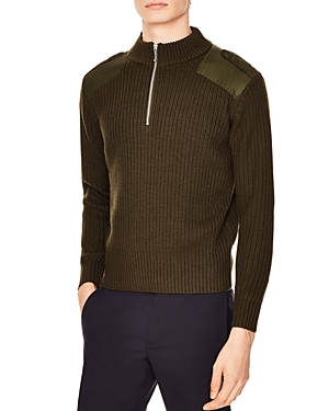 Sandro Warrior Sweater